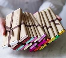 Spersonalizowane czekolady ...