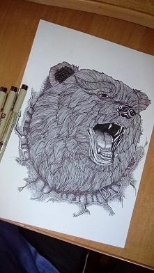 niedźwiedź :)