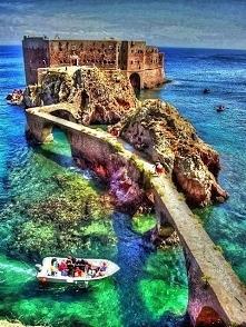 Berlenga nazywana Wyspą marzeń - Portugalia `♥.