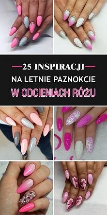 Paznokcie Inspiracje Tablica Pysiaa97 Na Zszywkapl