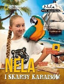 """""""Nela i skarby Karaibów"""" to siódma z z kolei książka z serii wydanej przez słynną, małą reporterkę, która w wieku zaledwie dziewięciu lat fascynuje nie tylko swoich rówieśników,..."""
