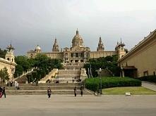 Montjuïk plaza España-Barcelona.