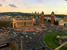 plaza España_ Barcelona