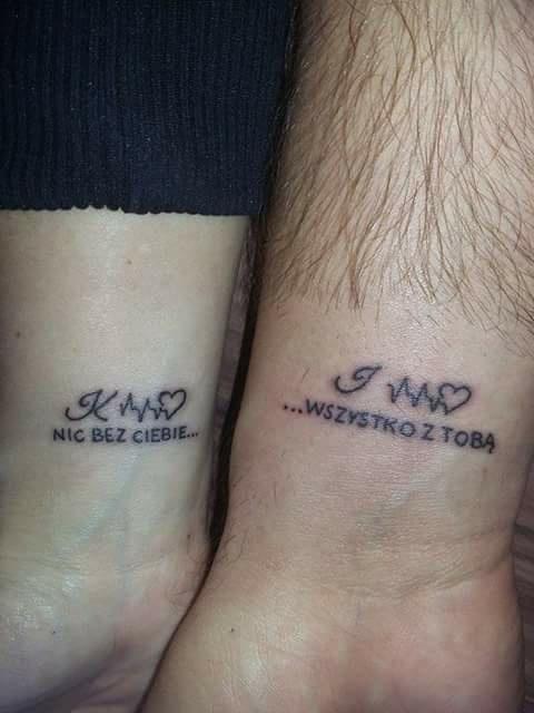 Kto Jest Za Takimi Wyzwania Na Tatuaż Zszywkapl