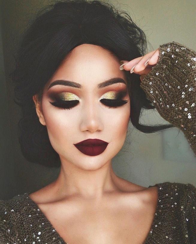 Niesamowity make up !!
