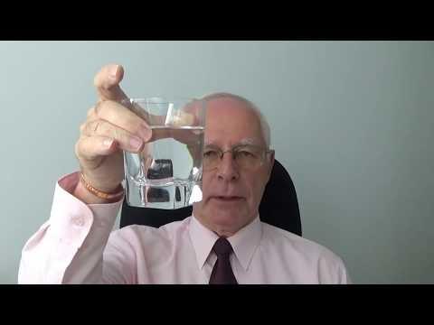 Picie wody z solą potrafi zdziałać cuda
