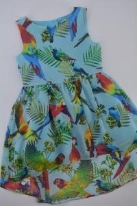 Nowa dostawa. Sukienki dla dziewczynek. Secondhand online, klik.