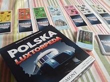 Wygrana w konkursie. Polska Luxtorpeda od Egmont. Bardzo ciekawa gra przeznaczona dla młodych i starszych. Fajna grafika, różnorodne kategorie. Dobra zabawa dla całej rodziny.