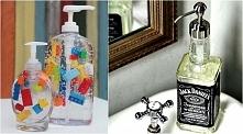 Pomysł na dozownik do mydła...