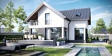 Nowoczesny projekt domu HomeKONCEPT-09