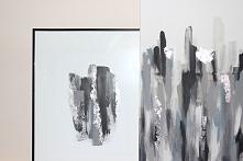 Jak samodzielnie namalować obraz - instrukcja krok po kroku na blogu (: