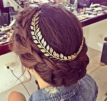 Piękna ozdoba na włosy *.*