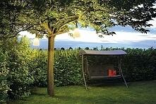 Lampa wisząca PLENUM SWING - lampyogrodowe.pl  Idealna na ciepłe wieczory w ogrodzie!