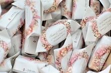 podziękowania dla gości weselnych ;)
