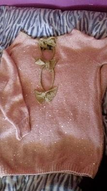 sweter, tył