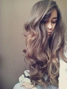 My hair. Szybkie fale :)