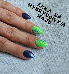 malowała Anka Na Hybrydowym Haju :)