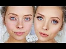 Full Coverage Summer Bronze Makeup
