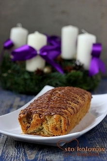 świąteczne ciasto pomarańczowe