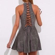 sznurowana sukienka! kliknij w foto!