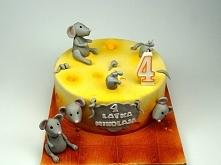 Tort z Myszkami