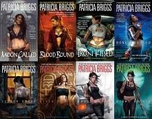 Patricia Briggs - seria o Mercedes Thompson :)
