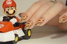 Zabawy z Mario:P Insta @polishpixie92