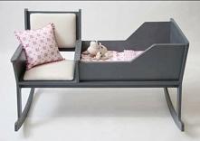 fotel i kołyska 2in1