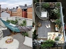 Balkon - inspiracje na lato Więcej po kliknięciu w zdjęcie lub na poliszdesig...