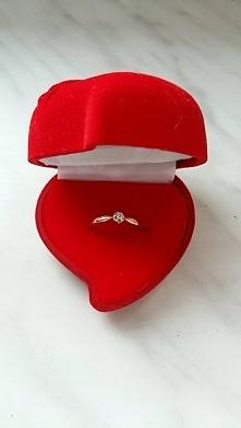 mój zaręczynowy :)