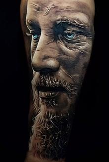 tatuaże twarze