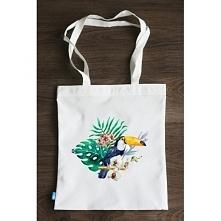 Kolejna letnia nowość! Tym razem torba polibawełniana dla miłośników przyrody :)