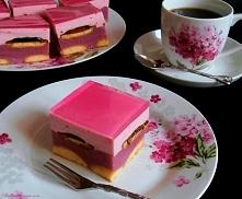 """Ciasto """"Fiona"""" - bez pieczenia, przepis"""