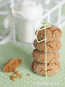 Przepis na ciasteczka z melasą, kliknij w zdjęcie