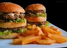 Domowy Big Mac z McDonald's przepis