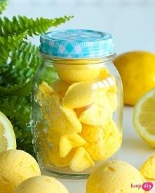 Jak zrobić cytrynowe kule do kąpieli? - zobacz na twojediy.pl