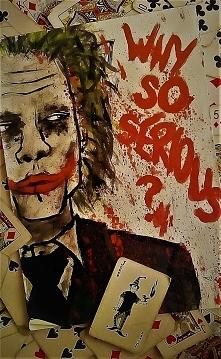 Joker aktrylami +.+