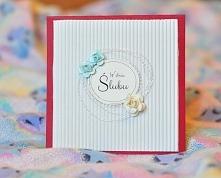 Kartki ślubne, ręcznie robione, na zamówienie :) Scrapbooking