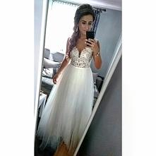 Suknia ślubna Florien.