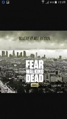 Fear The Walking Dead-Obraz zagłady świata spowodowanej pojawieniem się zainfekowanych osób, widziany z perspektywy amerykańskiej rodziny.