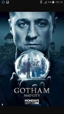 Gotham-Historia komisarza Jamesa Gordona, który broni prawa w Gotham City, nim pojawia się tam Batman.