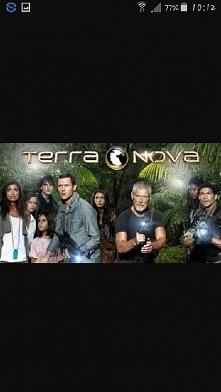 Terra Nova-Ziemia umiera.Rodzina Shannonów przenosi się w przeszłość, by tam rozpocząć życie od nowa.