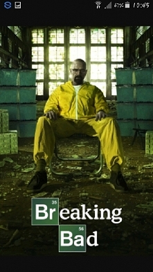 Breaking Bad-Gdy nauczyciel chemii dowiaduje się, że ma raka, postanawia rozpocząć produkcję metamfetaminy, by finansowo zabezpieczyć swoją rodzinę.
