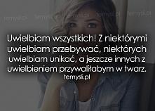Uwielbiam ❤