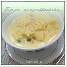 Zupa neapolitańska (przepis...