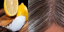 Olej kokosowy i sok z cytry...