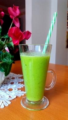 Mój zielony sok ( z wyciska...
