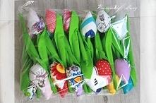 Jak widać Nasze Tulipany kwitną szalenie radośnie !!!!! Dzięki Wam !!!! Dziękujemy za te piękne pomysły !!!!