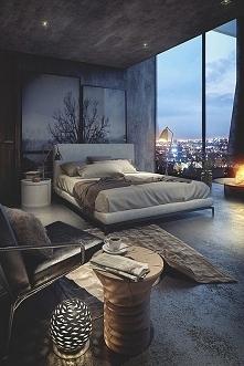 Klimatyczna sypialnia <3