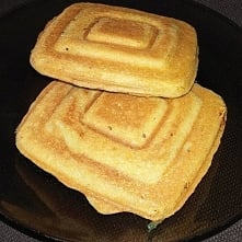 Prosty i pyszny chlebek z trzech składników :)